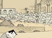 Crónicas jerusalén (2011), delisle. ciudad dios.