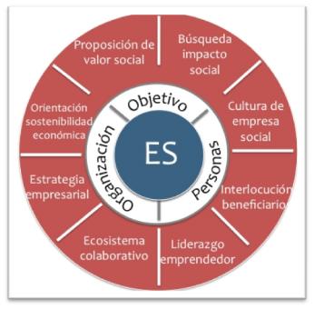 Elementos de análisis en una empresa social