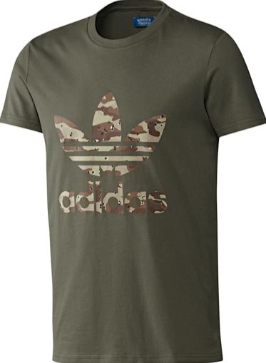 Recreación garaje Renacimiento  camiseta adidas verde militar - Tienda Online de Zapatos, Ropa y  Complementos de marca