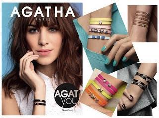 Nuevas pulseras Agatha Agat'YOU