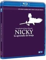 Studio Ghibli Blu-ray Collection: Kiki's Delivery Service