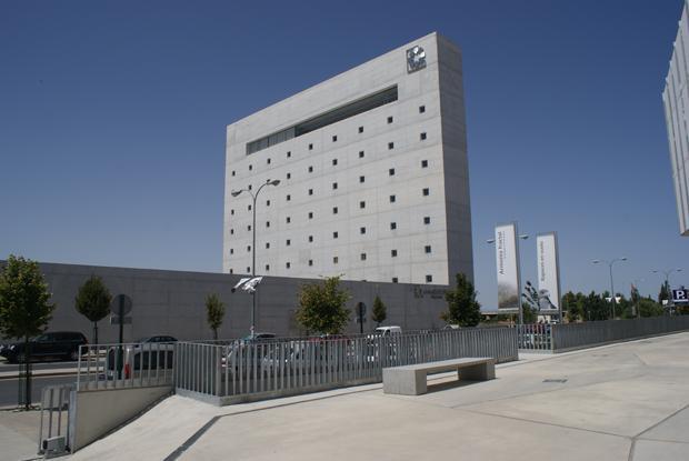 museocentro cultural cajagranada memoria de andaluca granada alberto campo baeza