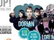 Lori Meyers, Dorian Pull Strings Festival coruñés