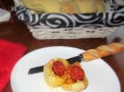 Bollitos preñaos queso