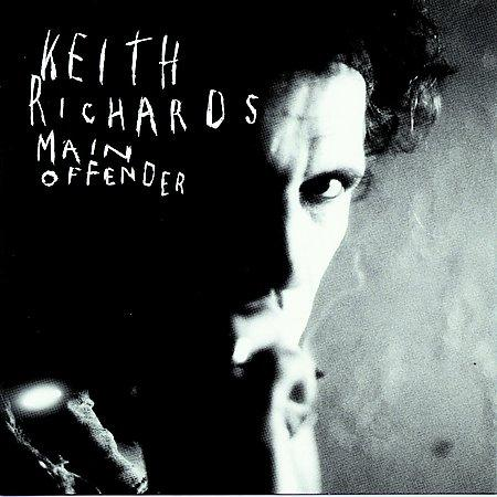 MAIN OFFENDER - Keith Richards, 1992