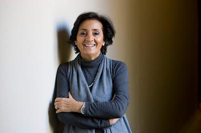 Entrevista con Rafaela Santos, autora de 'Levantarse y luchar'