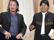 "Sean Penn, amigo Morales ""enemigo"" Bolivia"