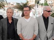 Ovación para Michael Douglas presentación Behind Candelabra Cannes