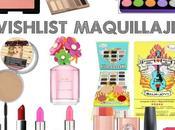 Wishlist Maquillaje 2013