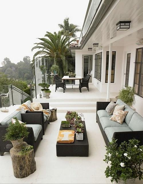 Jardines y terrazas con encanto paperblog for Jardines en terrazas