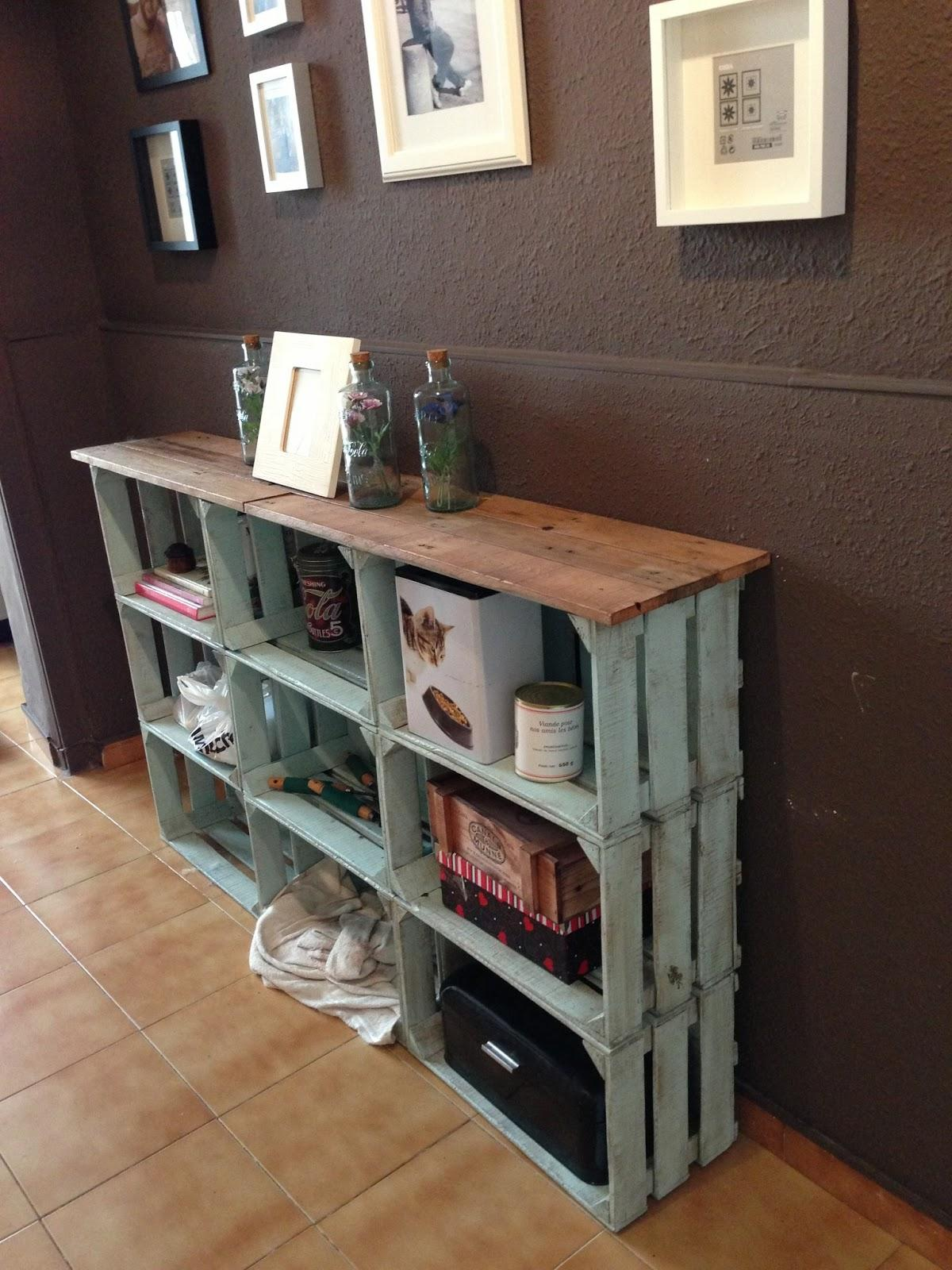 Diy cajas de fruta para todos paperblog - Cajas de madera para fruta ...