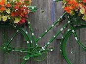 bicicleta tambien elemento decoración