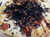 Huevos horno puntilla almendra trufa negra