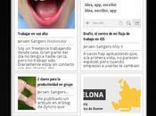 Sigue Canasto Google Currents