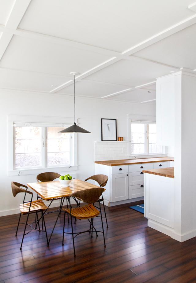 Inspiración: Una mini cocina con mucho estilo - Paperblog