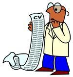 Evita redactar un Curriculum muy largo