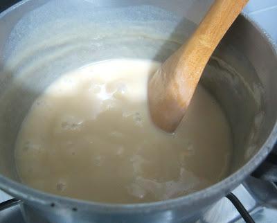dulce de leche blanco