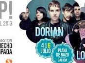 Primera Edición Festival 2013 Lori Meyers, Dorian Pull Strings Como Primeras Confirmaciones