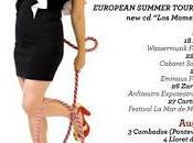 Conciertos veraniegos Julieta Venegas España