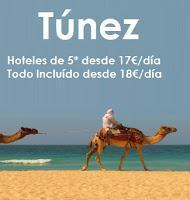 Viajes baratos: Lista de viajes, Túnez, Marruecos