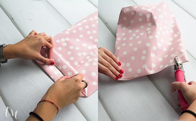 Como hacer bolsas de papel originales imagui - Hacer bolsas de papel en casa ...