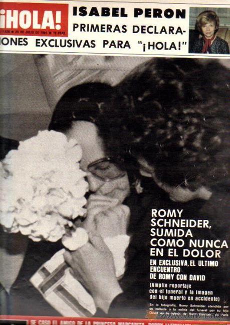 La trágica historia de Romy Schneider y 7 frases célebres
