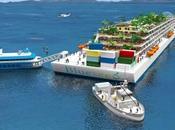 Isla flotante emprendimientos busca pequeños inversionistas Latinoamérica
