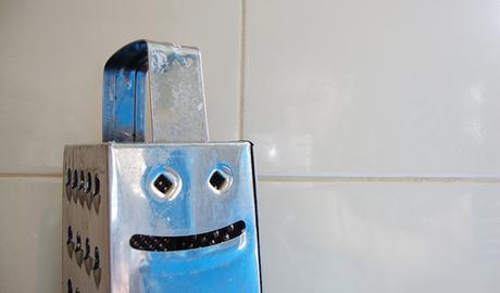 25 rostros en objetos cotidianos y usted no hace nada