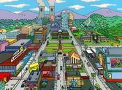Simpson estrenan propio parque temático