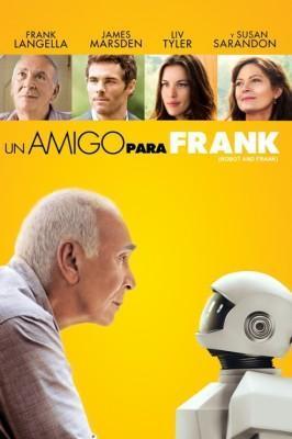Un amigo para frank poster