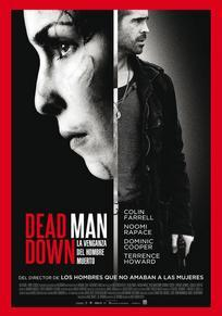 Cartel de 'Dead Man Down'