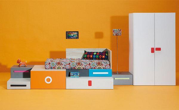 Lagrama nuevo cat logo life box de mueble juvenil 2013 for Catalogo mueble juvenil