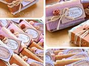 Detalles primera comunión jabones naturales diseño para niñas