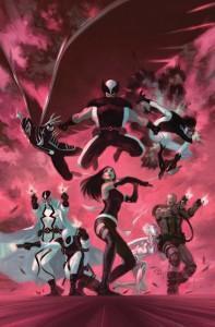 X-Force, dispuestos a salvar el mundo.