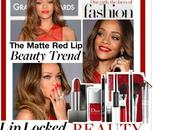 Beauty Look Rihanna