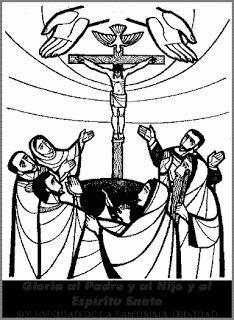 EVANGELIO DOMINICAL EN IMÁGENES: 26 DE MAYO DEL 2013 - SOLEMNIDAD DE LA SANTÍSIMA TRINIDAD