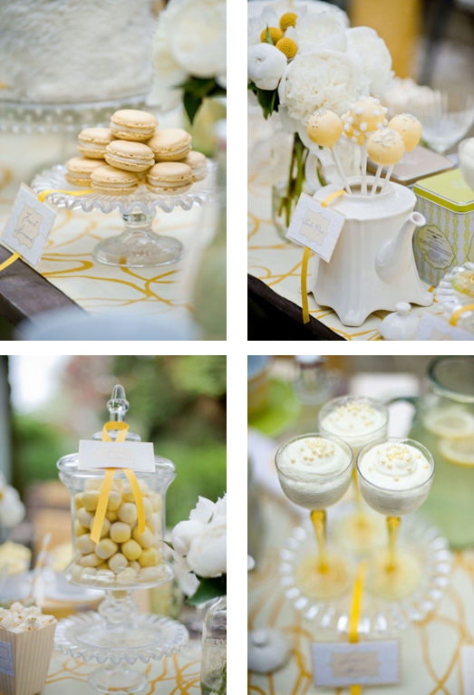 Decoracion para una boda en el jardin paperblog for Arreglos de mesa para boda en jardin