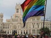manifestación Orgullo LGTB recorrerá centro Madrid nuevo recorrido bajo lema 'Jóvenes armarios'