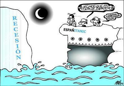 Cuando el paro supera, en España, los seis millones.