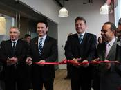 Barco anuncia oficialmente apertura oficinas México, ante honorable presencia embajador Bélgica, clientes socios negocio