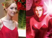 Saoirse Ronan Podría Scarlet Witch Avengers