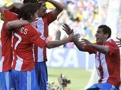 Paraguay gana Eslovaquia