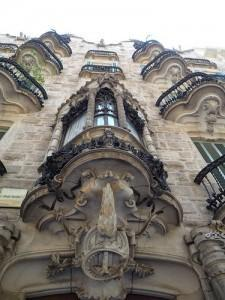 Que hacer en Barcelona: la Ruta Modernista