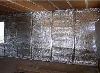 Aislamiento termoacústico: materiales reflectivos