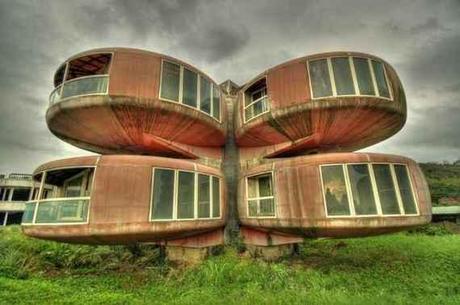 San Zhi, un pueblo fantasma futurista « Tejiendo el mundo (Sitios fantasma II)
