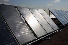 Frío solar mediante máquinas de absorción