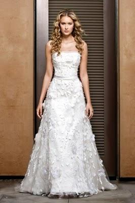 Vestidos de novia para primavera 2010 - 2011