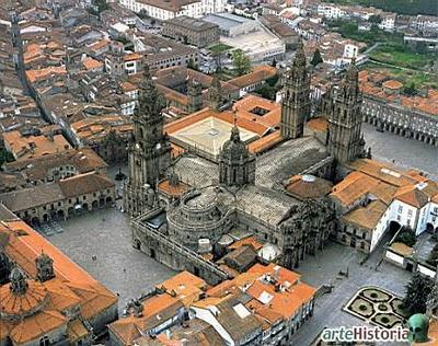 Centro histórico de Santiago, 1985