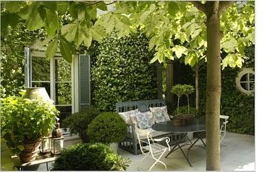 Decoracin de terrazas y jardines Paperblog