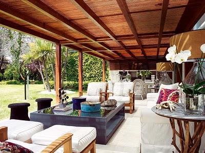 Decoraci n de terrazas y jardines paperblog for Decoracion de terrazas y jardines